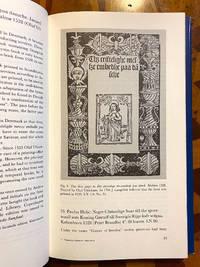 [INCUNABULA REFERENCE]. Thesaurus Librorum Danicorum, 15th and 16th Century