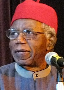 Chinua Achebe photo