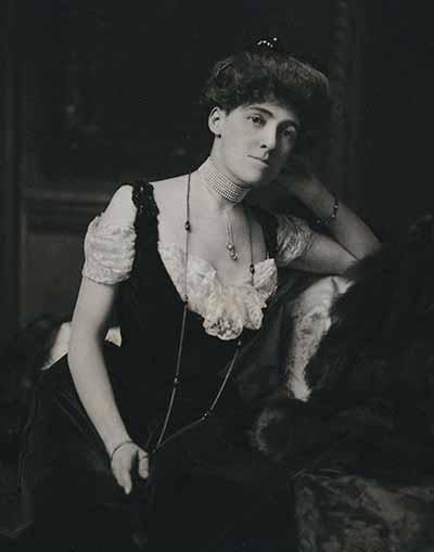 Edith Wharton photo