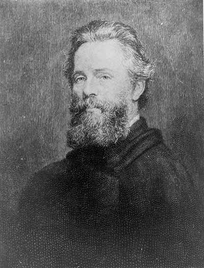 Herman Melville photo