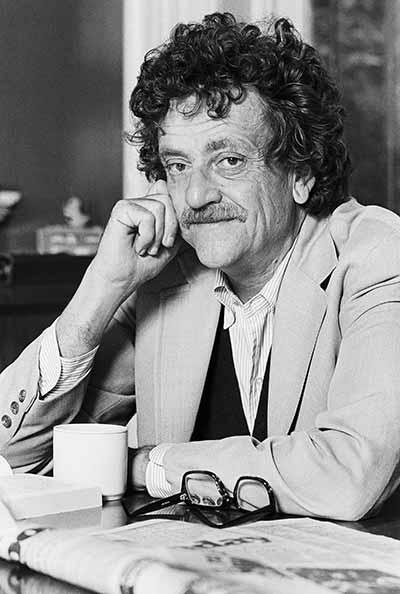 Kurt Vonnegut photo