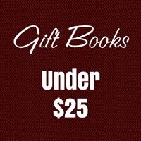 Gift books under $25