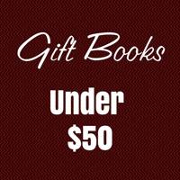 Gift books under $50