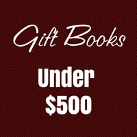 Gift books under $500