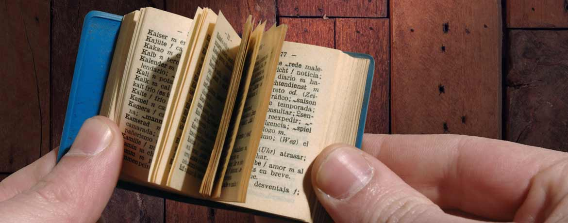 Collecting Miniature Books