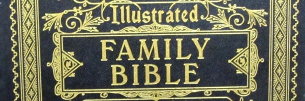 Is My Family Bible Valuable? Learn more from the Biblio Book Collecting Guide.