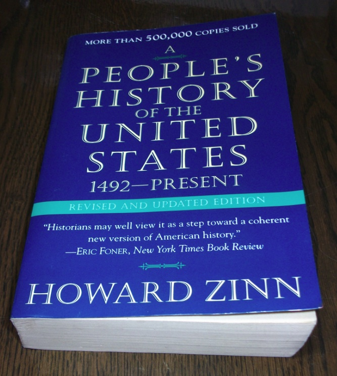 copy of Peoples History of the United States